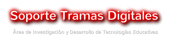 Tramas Digitales Logo de Tramas Digitales